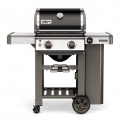 barbacoas gas weber genesis e210 black