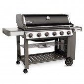 barbacoas gas weber genesis e610 black