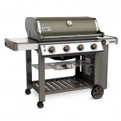 barbacoas gas weber genesis e410 grey