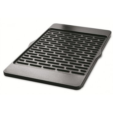 WEBERE CAST IRON GRIDDLE...