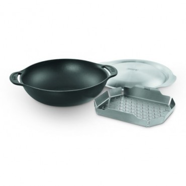 WEBER® WOK SET WITH...