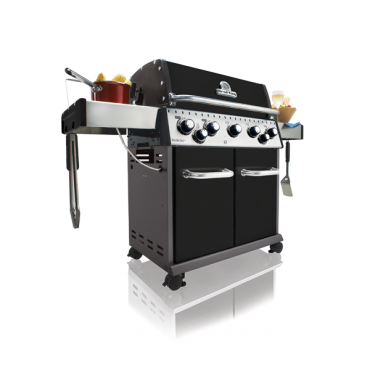 barbacoas gas broil king baron 590