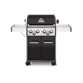 barbacoas gas broil king baron 490