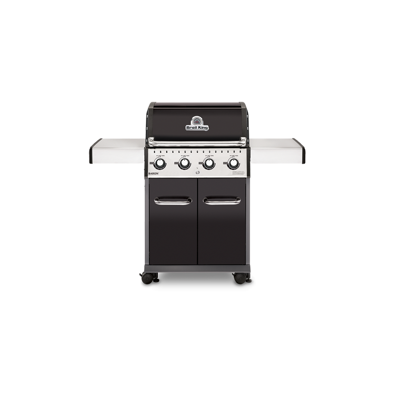 barbacoas gas broil king baron 420