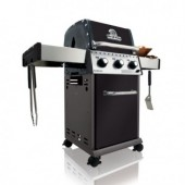 barbacoas gas broil king baron 320