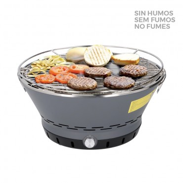 SMOKELESS PORTABLE BARBECUE