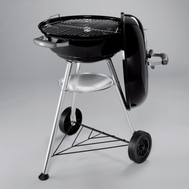 barbacoas weber compact kettle black