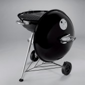 barbacoas carbón weber compact kettle black