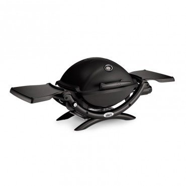 barbacoas gas weber q1200 black